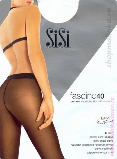 Колготки SiSi Nude Effect размер 4 плотность 20 Den Miele